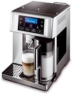 automatyczny ekspres ciśnieniowy do kawy DeLonghi