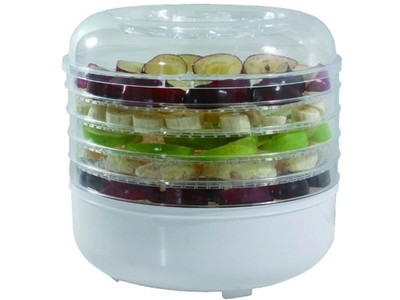 piętrowa suszarka do warzyw, grzybów i owoców