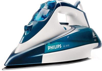 żelazko do prasowania w pionie marki Philips