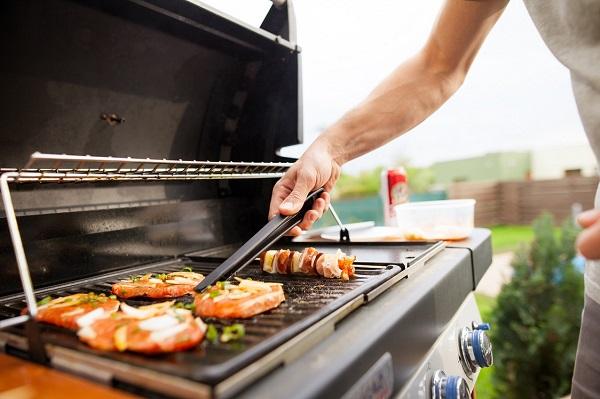 grill - czyszczenie