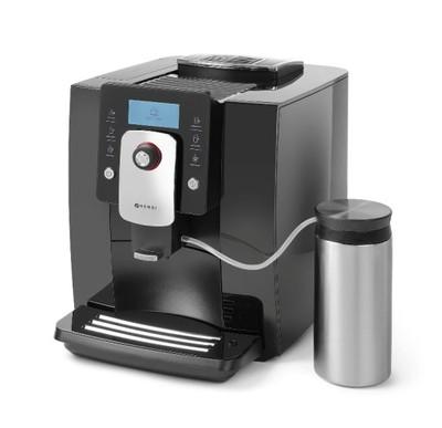 automatyczny ekspres do kawy z możliwością podłączenia wody
