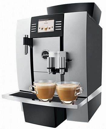 Ekspres do kawy z podłączeniem wody