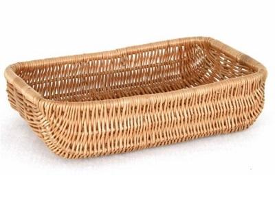 pojemnik na chleb - wiklinowy koszyk na pieczywo