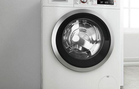 Najlepsze pralki marki Bosch – dostosuj urządzenie do własnych potrzeb
