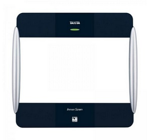 waga specjalistyczna Tanita BC 1000 z zaawansowaną technologią monitoringu stanu zdrowia, dostępna w cenie przekraczającej 700 zł