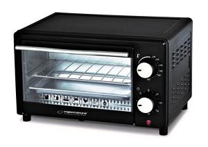 mini piekarnik opiekacz elektryczny, pojemność 10l, moc 900W