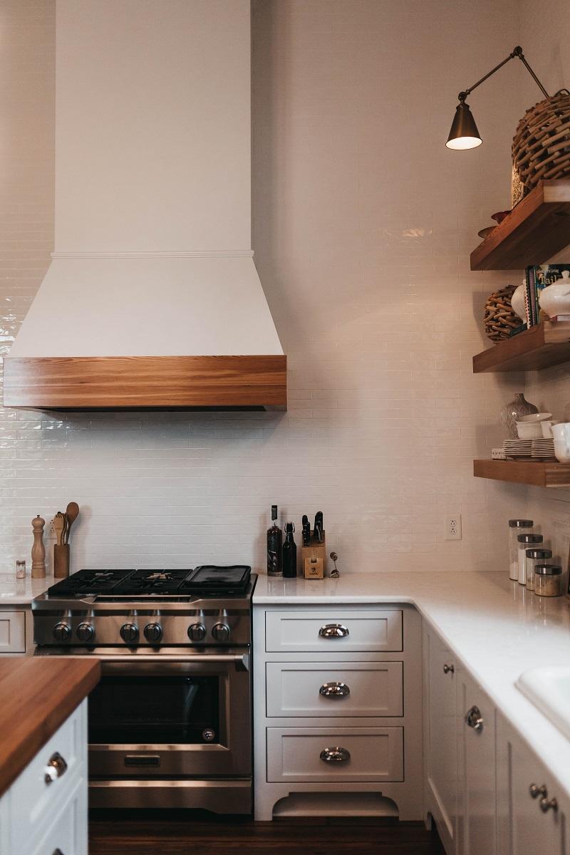 kuchnia z piekarnikiem