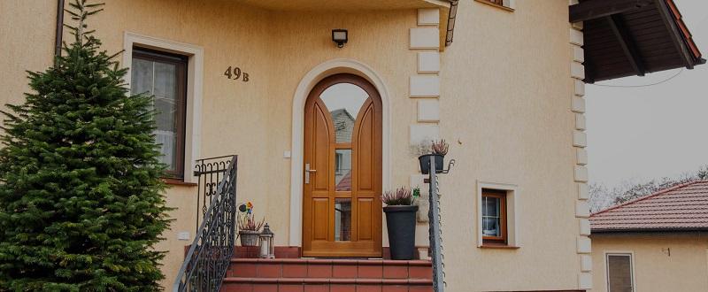 główne drzwi wejściowe