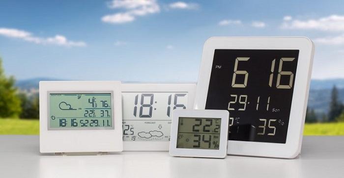 domowa stacja meteorologiczna do sprawdzania pogody