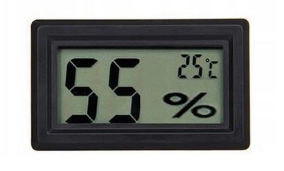elektroniczny czujnik wilgotności i temperatury powietrza