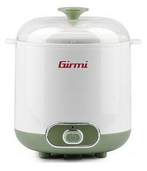 jogurtownica elektryczna Girmi YG02, o mocy 20W