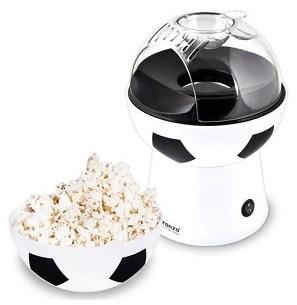 maszyna do popcornu Esperanza Kick EKP007, z misą w kształcie piłki
