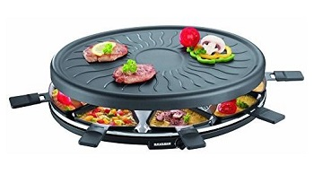 grill raclette Severin RG2681 o mocy 1100W