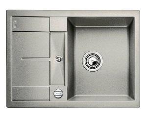 zlew kuchenny Blanco Metra 45S Compact, jednokomorowy